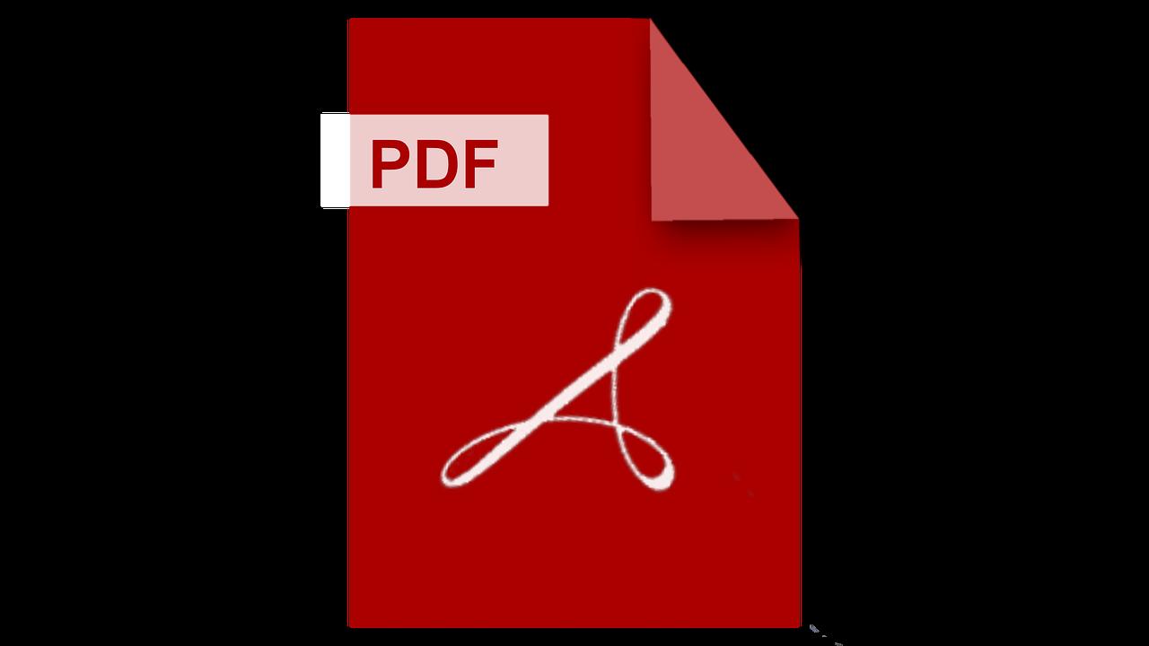pdf, logo, adobe