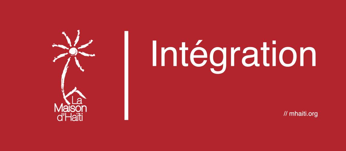 Intégration - Mhaiti.org